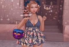 ♡ The Golden Snitch ♡ (Lili [My Fashionista Heart]) Tags: okkbye lotus bonbon sintiklia ascendant mudskin besom unicult epoch namiichu cae yokai sweetthing aii swallow sugasuga cute kawaii theimaginarium gacha dubai mesh events groupgift