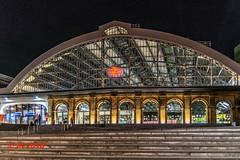 liverpool (jankleine) Tags: d5300 architectuur architecture treinen trains liverpool gebouwen buildings station nacht night