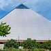 Driving by the Pyramid