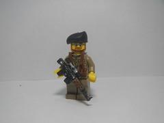 I tried to paint  rifle... (krutoclassnie raboty) Tags: lego gun custom brickarms rifle komandos