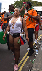 DSC_7982b (photographer695) Tags: notting hill caribbean carnival london exotic colourful girls aug 27 2018 stunning ladies