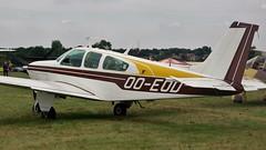 OO-EOD - Beech F33A Bonanza      Schaffen Diest (V77 RFC) Tags: august2010