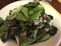 Mixed salad at Pizzeria Mozza (TomChatt) Tags: food lafoodie