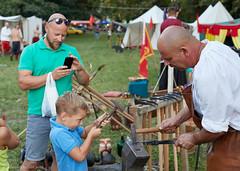 Zrínyi Ünnep Szigetvár 2018-09-08 (22) (neonzu1) Tags: zrínyiünnepszigetvár20180908 szigetvár town festival people historicalreenactment