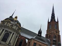 Riddarholmskyrkan (brimidooley) Tags: stockholm sweden sverige city citybreak travel europe scandinavia winter hiver zweden