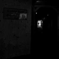 Underground passage (StreetMatt) Tags: antinazism gatufoto manifestation