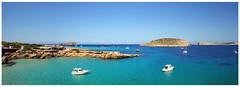 Vacances ... (Jean-Louis DUMAS) Tags: trip vacances îles bleu bluesky sky ciel sea mer baléares ibiza panorama panoramique
