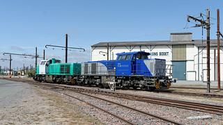 [FR-Ferrotract] Ferrotract G1000bb 2206 + ATLU G1000bb cv 1045 rentrent dans l'ITE de Ferrotract @Saint-Pierre 23/08/2018 DSC_1872_DxO