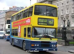 Dublin Bus RA210 (95D210). (Fred Dean Jnr) Tags: dublin dublinbus dublinbusyellowbluelivery dublinbusroute15a rend volvo olympian alexander r ra210 95d210 collegegreendublin april2005