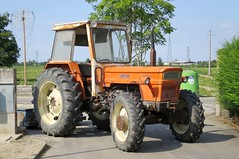 Fiat - OM 1000 Super (samestorici) Tags: trattoredepoca oldtimertraktor tractorfarmvintage tracteurantique trattoristorici oldtractor veicolostorico
