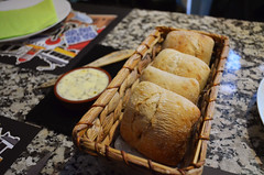 LIS_Bairrices_03 (chiang_benjamin) Tags: lisbon portugal chiado bairrices restaurant food dinner meal bread butter