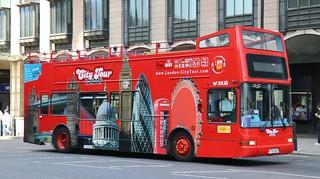 London City Tour, Julia Tours Y179 NLK at Westminster Bridge.