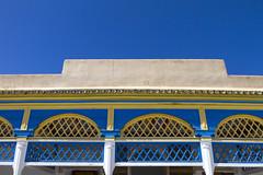 2018-4684 (storvandre) Tags: morocco marocco africa trip storvandre marrakech historic history casbah ksar bahia kasbah palace mosaic art