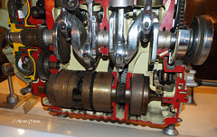 AP automatic     P9161084sm (Preselector) Tags: museumcollectioncentre mcc dollmanstreet amrtm astonmanor gearbox mini lockheed