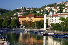 Kont_Trsat (Rijeka u slikama) Tags: rijeka croatia hrvatska trsat mrtvi kanal kont pentaxk7
