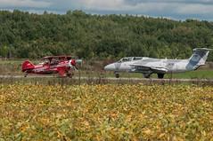 DSB_3748 (Copy) (pandjt) Tags: gatineau quebec airshow aéroportexécutifgatineauottawa aero aerogatineauottawa aerogatineauottawa2018 aircraft airplane aerol29deflin cggry aviatpittsspecial pittsspecial aerobaticbiplane biplane cgnwf