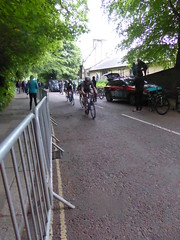 Rounding the first corner (Steelywwfc) Tags: ovo energy tour series durham spokes racing team ribble pro cycling phmas paul milnes cycles ollie rees alex luhrs will corbett