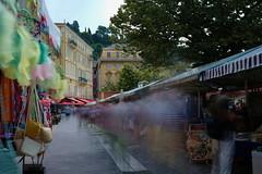 Cours Saleya, Marché à la Brocante, Nice (pierremaria) Tags: nd1000 longue exposition longexposure brocante marché frenchriviera saleya france nice