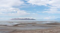 Great Salt Lake Beach (Morten Kirk) Tags: mortenkirk morten kirk great salt lake city utah usa summer holiday vacation 2018 sony a7rii a7r ii sonya7rii ilce7rm2 fe 24105mm f4 g oss lens sel24105g fe24105mmf4goss water