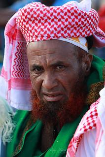 Fête de Arafa ( Id Al Adeha) à Sheik Hussein.