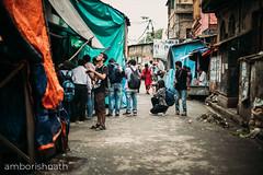 KOLKATA KUMORTULI DURGA PUJA 2018 IDOLMAKING INDIA-5 (amborishnath.com) Tags: kumortuli kolkata durga puja idol making amborish calcutta heritage