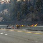Fire on Interstate 5 thumbnail