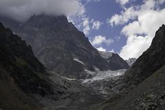 Chalaati Glacier (Giorgi Natsvlishvili) Tags: chalaadi chalaadiglacier chalaati chalaatiglacier chalaadiriver chalaatiriver ჭალაადი ჭალაადისმყინვარი ჭალაათი ჭალაათისმყინვარი svaneti georgia caucasusmountains mountainscape mountains mountainscapephotography landscape landscapephotography glaciers ice canoneosm50 canonm50 canonmirrorless canon