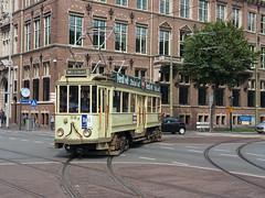 HTM 58 (jvr440) Tags: tram trolley strassenbahn den haag sgravenhage haags openbaar vervoer museum tramweg stichting htm buitenlijner 58