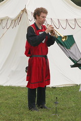 Trumpeter (Itinerant Wanderer) Tags: pennsylvania buckscounty wrightstown villagerenaissancefaire