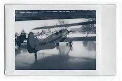 16 Jelly Belly biplane (Merkwürdiglieben) Tags: fuji fujifilm instax 26 mini instant polaroid