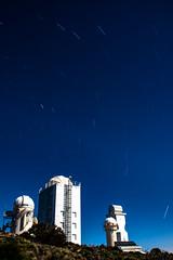 Solar Telescopes / Telescopios Solares (López Pablo) Tags: solar telescope observatory night izaña tenerife canary islands spain nikon d7200