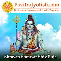 Shrawan Somwar Shiv Puja - Special Offer 15% Discount Shiv Puja  If you are a staunch devotee of Lord Shiva, you may know the benefit of Shravan month somwar puja. If you want to have this puja organized for you, book your puja with us. Our team will have (Pavitra Jyotish Kendra) Tags: shivpuja pavitrajyotish pujaandanushthan lordshiva shravansomwarshivpuja