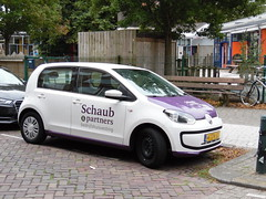 2014 Volkswagen Up! 1.0 (brizeehenri) Tags: volkswagen up 2014 4tdv33 schaubpartners rotterdam