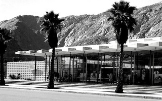 JW Robinson's Department Store Palm Canyon Drive Palm Springs