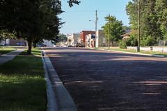 Brick Streets - Cottonwood Falls, Kansas (BeerAndLoathing) Tags: summer 2017 roadtrip kansas 77d colorado trip canon eclipsetrip august usa canoneos77d