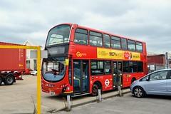London General (PD3.) Tags: go ahead goahead group gsc south coast eastleigh hampshire england uk bus buses psv pcv barton park hants dorset lj12chl lj12 chj wvh31 wvh 31