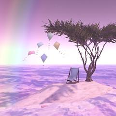 #353 - Deserted Island (Prettybubbles.) Tags: sl secondlife littlebranch shinyshabby peaches anc lagom