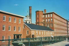 Lowell Massachusetts - United States - Boott Mills Museum - Cotton Mills (Onasill ~ Bill Badzo - 56 Million Views - Thank Yo) Tags: lowell massachusetts united states boott mills museum cotton restored nps nationalparksevices middlesexcounty mass ma onasill nrhp complex newengland textile manufacturing industry 1830sbuilding architecture adaptive reuse condos apartments offices exhibits tourist travel attraction site colonial old vintage photo building manufacture