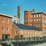 Lowell Massachusetts - United States - Boott Mills Museum - Cotton Mills thumbnail