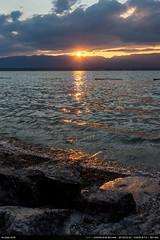 Sunset (Ludtz) Tags: ludtz canon canoneos5dmkiii 5dmkiii lac lake lacléman geneva genève switzerland suisse alpes alps montagne montagnes mountain mountains sunset coucherdesoleil cloudsstormssunsetssunrises ciel sky nuages clouds ef35|2is summer eté hermance