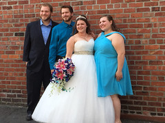 "2018 YIP Day 210: The ""Kids"" (knoopie) Tags: 2018 july iphone picturemail family wedding brandon daniel kira kayla 2018yip project365 365project 2018365 yiipday210 day210 montecristoballroom"