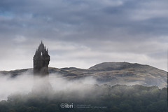 Misty - 05 Sep 2018 - 49 (ibriphotos) Tags: dumyat ochilhills wallacemonument commute stirling mist fog morning weather cycling clackmannanshire