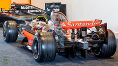 McLaren Formula 1 (Green 14 Pictures) Tags: louwman museum louwmanmuseum thehague denhaag netherlands thenetherlands holland zuidholland southholland car carporn cargeek classic auto autosport motorsport display mclaren mclarenformula1