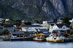 Norway_lofoten_Reine