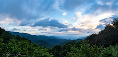evening on the blue ridge parkway.jpg (McMannis Photographic) Tags: sunset landscape landscapeandnature travel nature blueridgeparkway photography sky hdr panorama destination northcarolina mountain carolinas explore highdynamicrange nc pano southeast tourism ngc