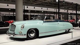 1948 Isotta Fraschini 8C Monterosa Cabriolet