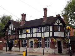 Garden Gate, Hampstead, London NW3 (Kake .) Tags: hampstead london nw3