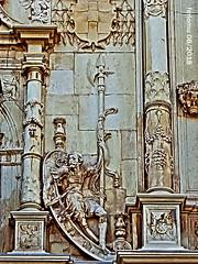 Universidad de Alcalá de Henares. Madrid 20180824 06 (ferlomu) Tags: escultura estatua ferlomu madrid retiro