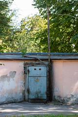 Transformer (Sam Wise) Tags: bender moldova bendery moldovan republic soviet transnistria electricty pridnestrovia transformer