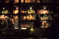 Trench, Tokyo, Japan (Plan R) Tags: trench cocktail bar evening night bokeh window sign leica m 240 noctilux 50mm